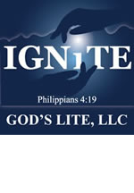 Ignite God's Lite LLC logo